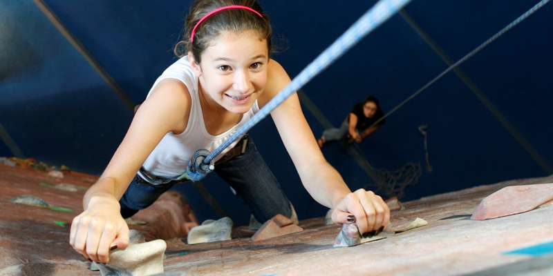 Adventure Rock Indoor Climbing Gym