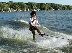 Image for Pewaukee Lake Water Ski Club Shows