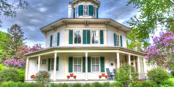 Historic Octagon House