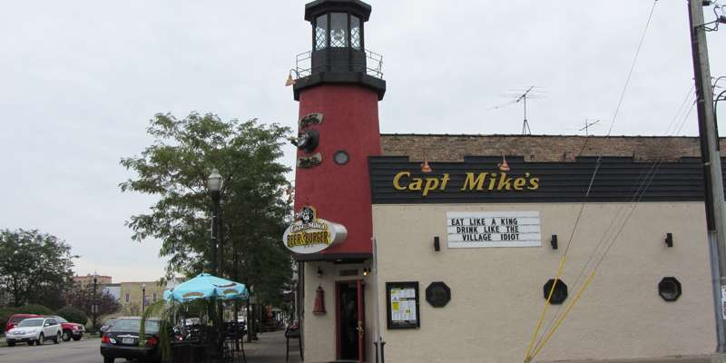 Capt. Mike's Beer & Burger Bar