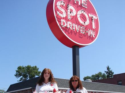 Image for The Spot Drive-In