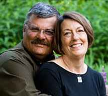 Steve and Nancy Sandstrom