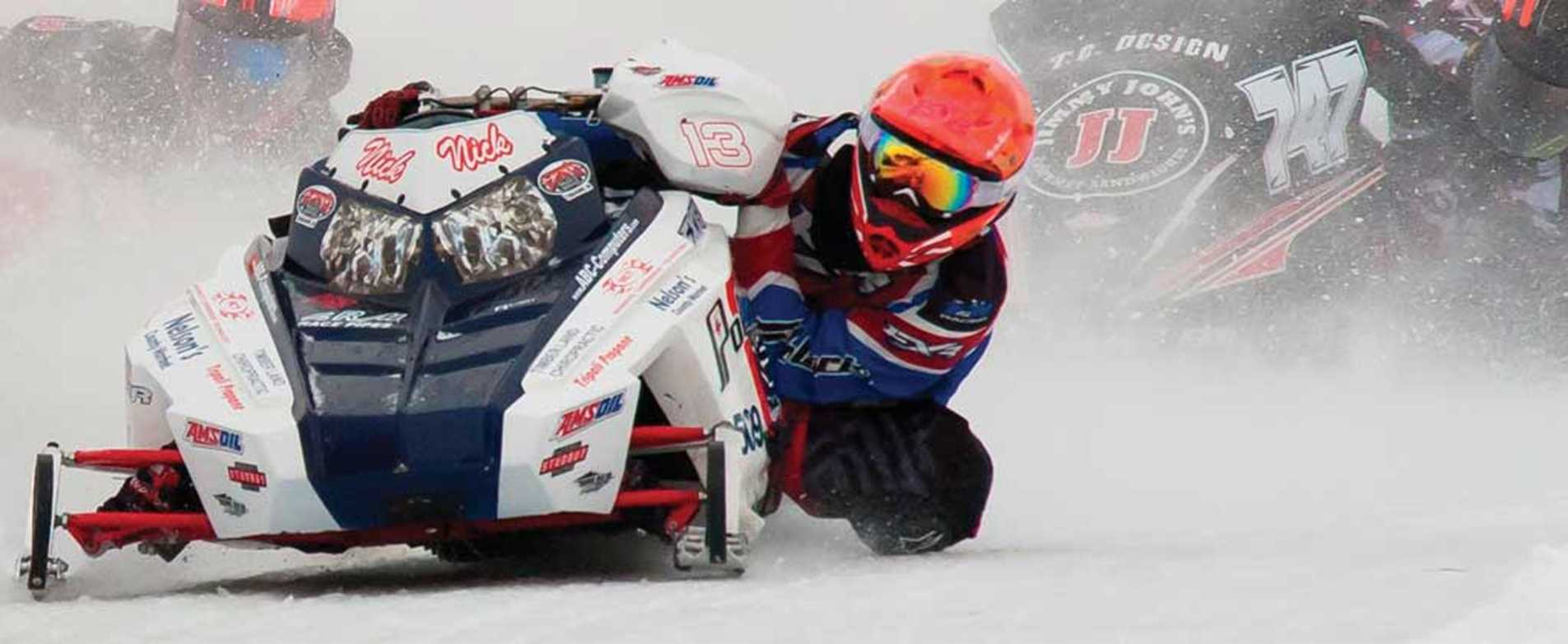 Eagle River Snowmobile Derby