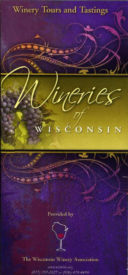 Wineries of Wisconsin 2016