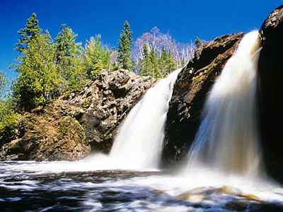 Little Manitou Falls - Superior