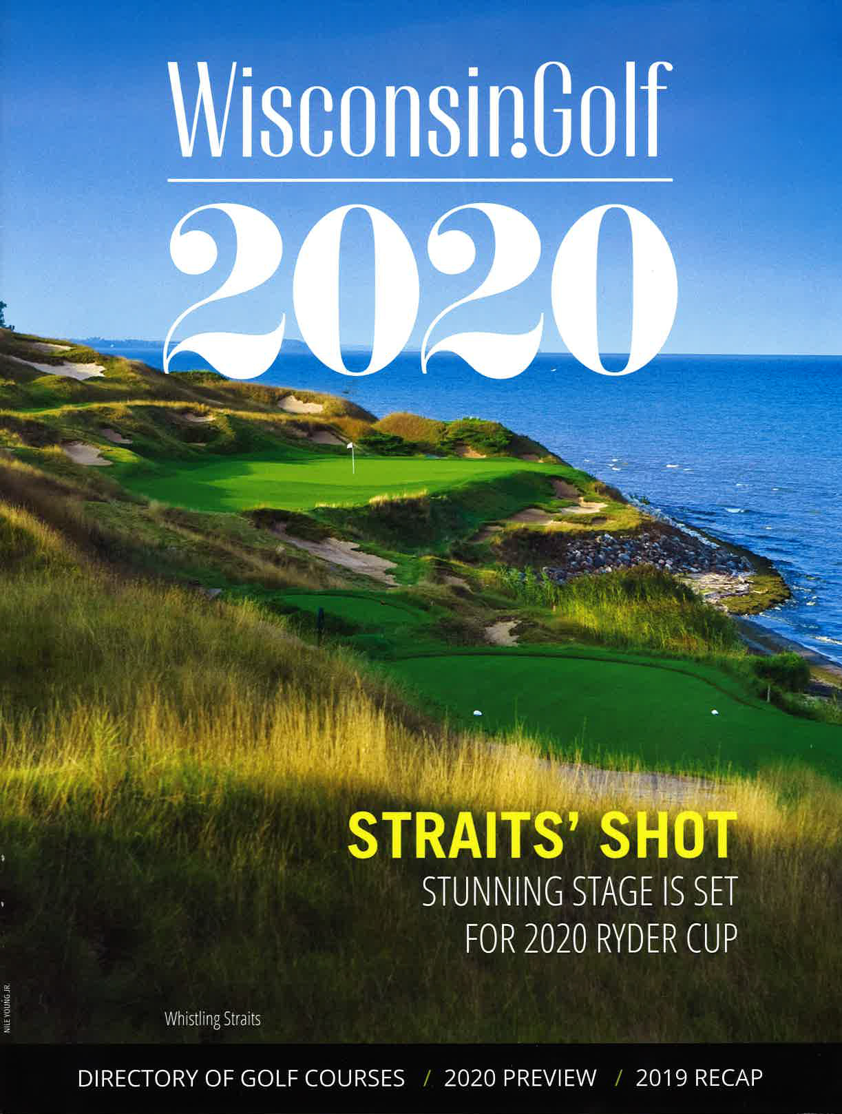 2020 Wisconsin Directory of Golf Courses