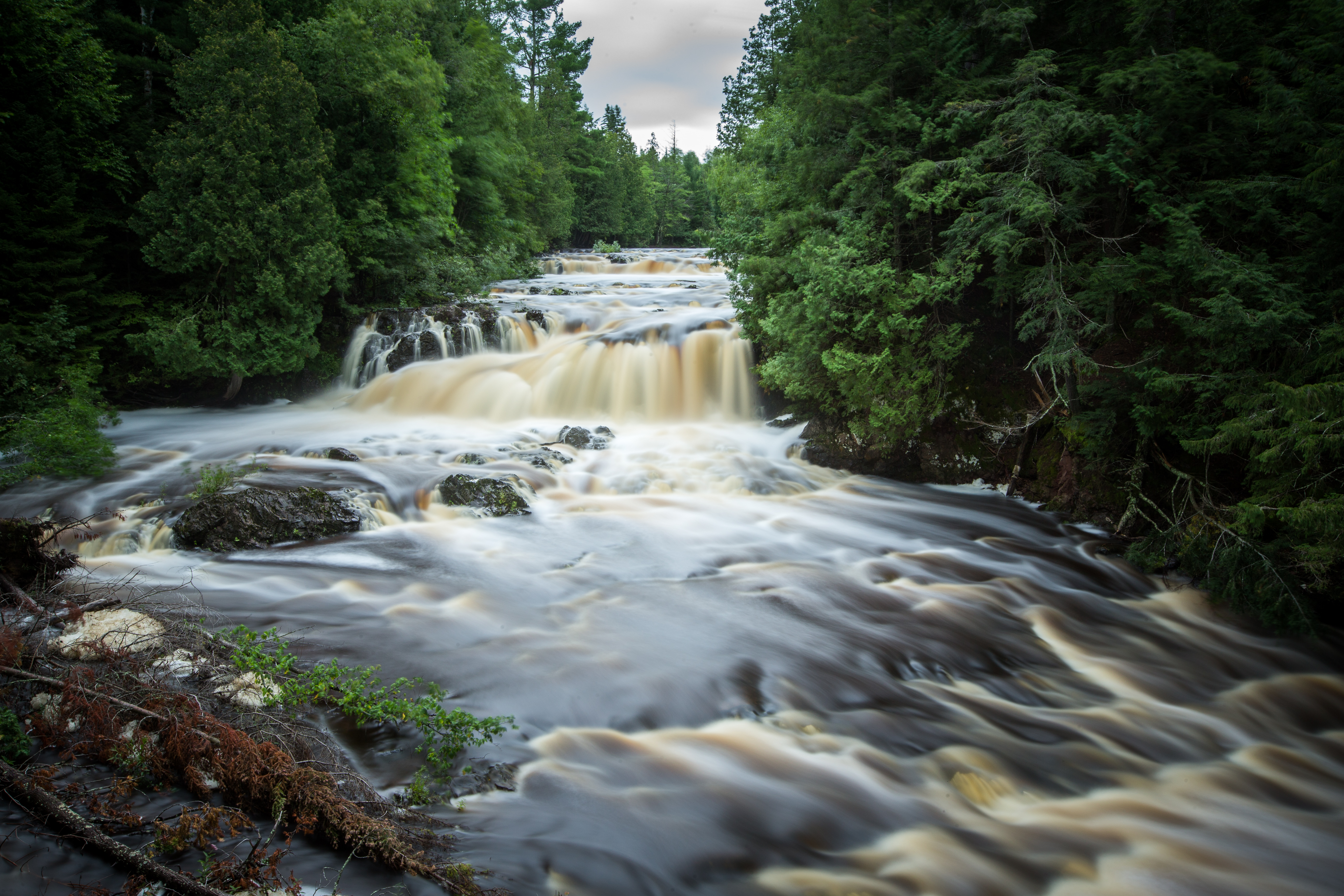 Copper Falls State Park Travel Wisconsin