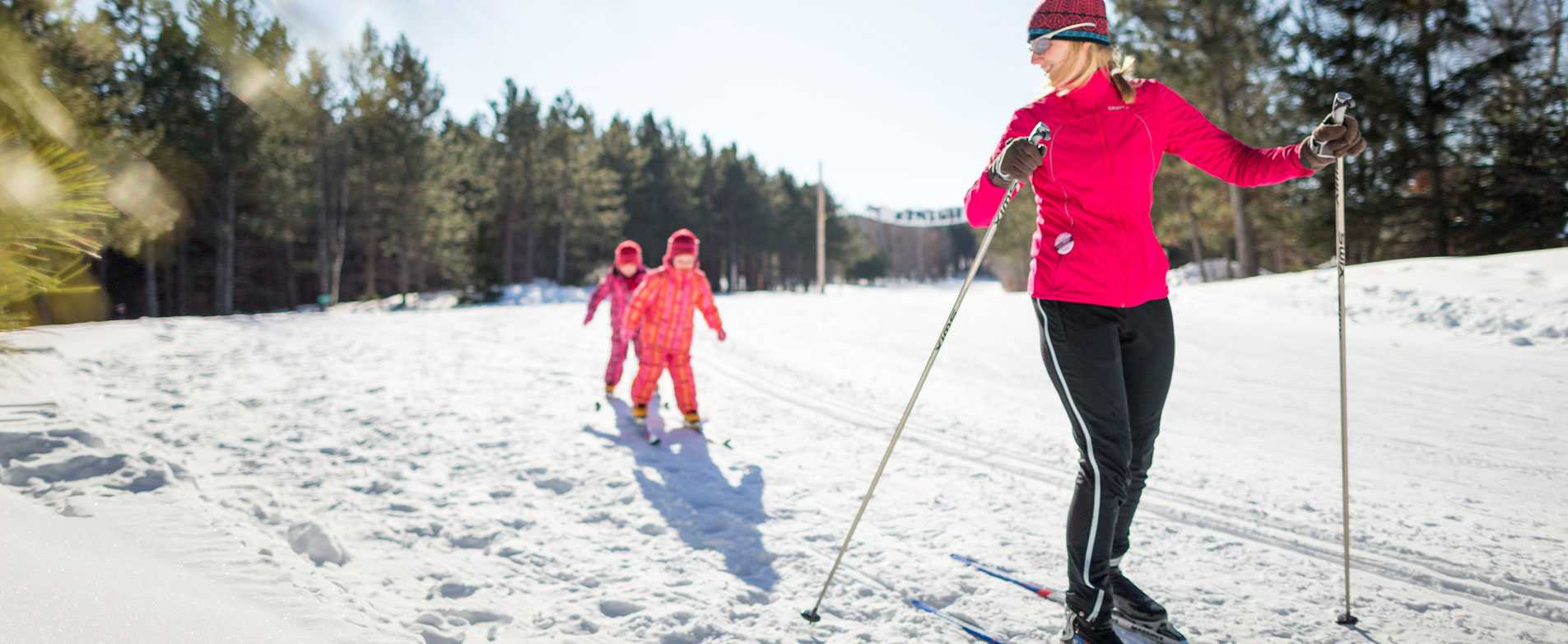 Kids Cross-Country Skiing