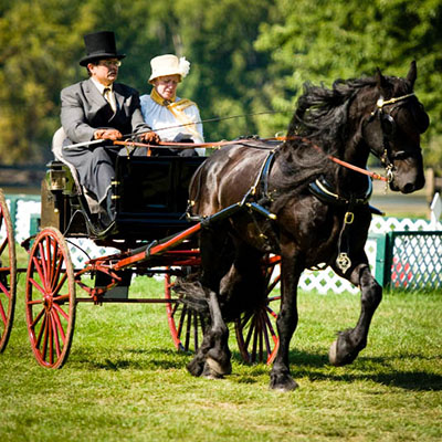 Villa Louis Carriage Classic, Prairie Du Chien 1