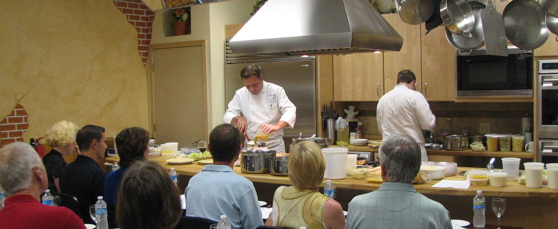 Carr Valley Cooking Demo
