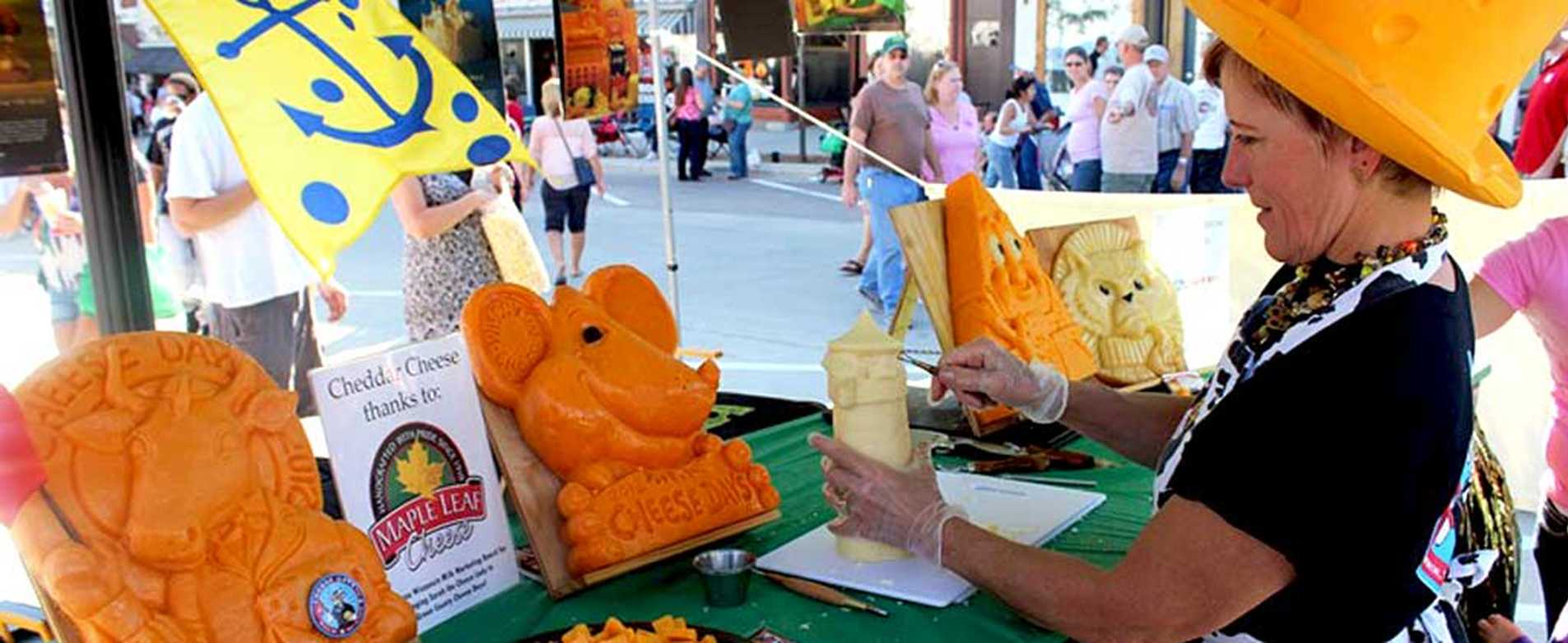 Green County Cheese Days