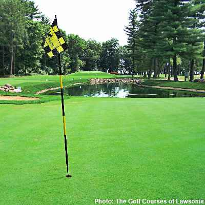 Golf Courses at Lawsonia