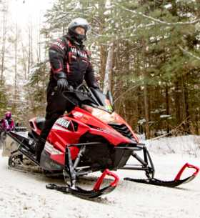 Snowmobile Square Image
