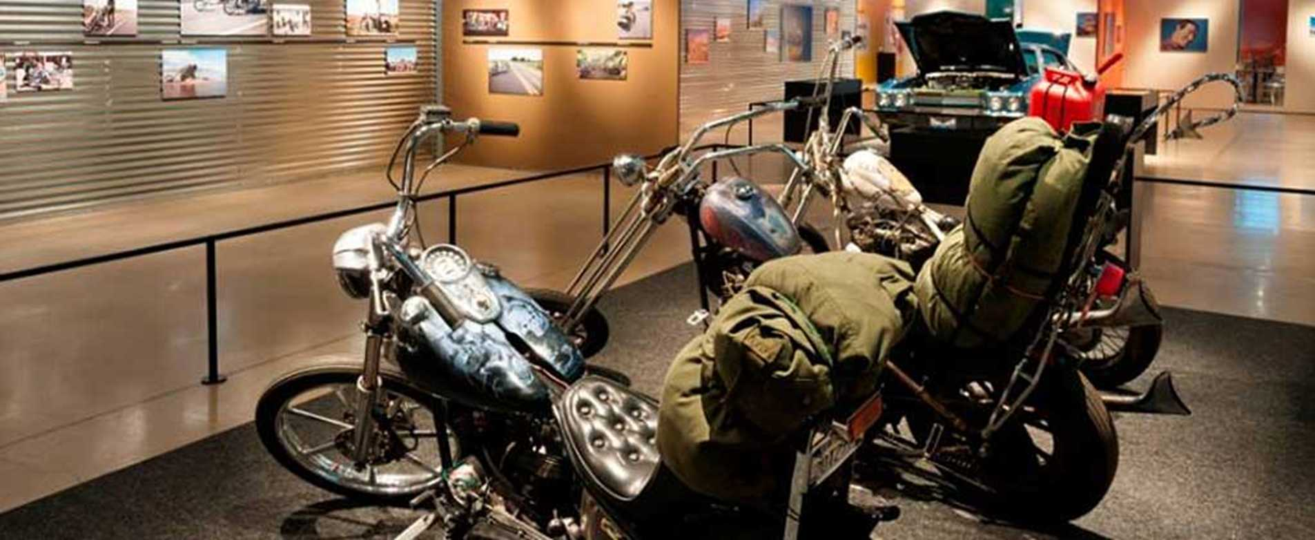The American Road exhibit