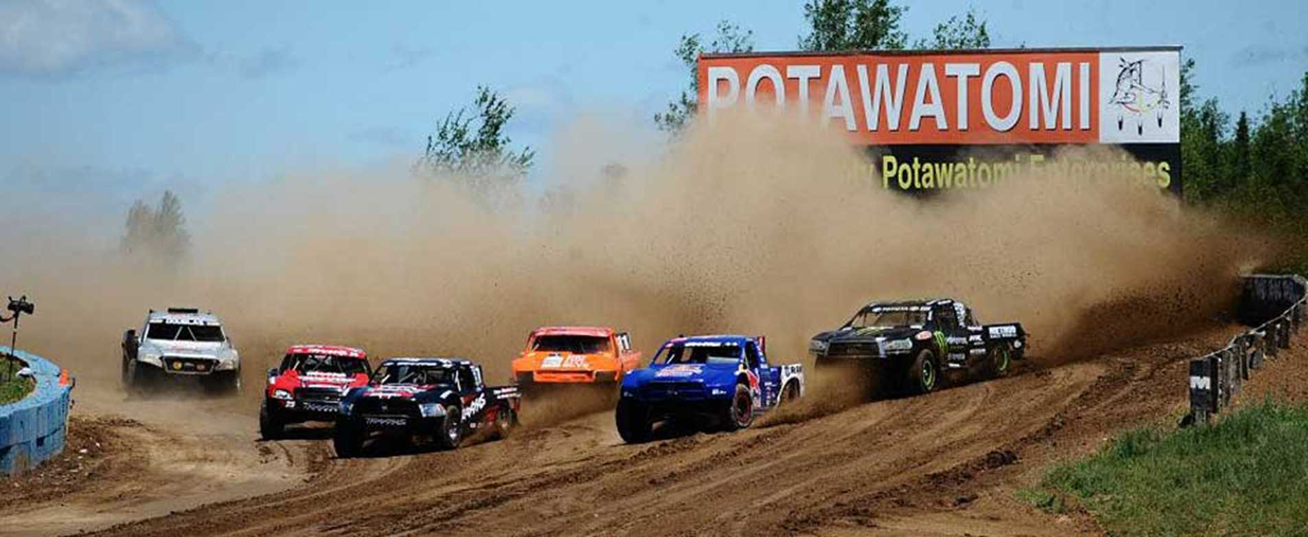 World Championship Off-Road Races