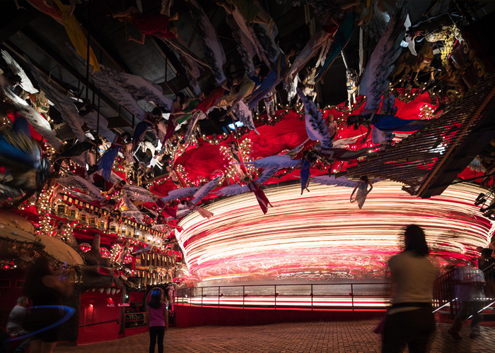 The World's Largest Indoor Carousel | Travel Wisconsin