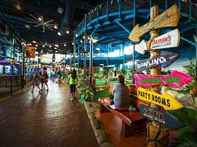 Kalahari Waterpark Resort & Convention Center