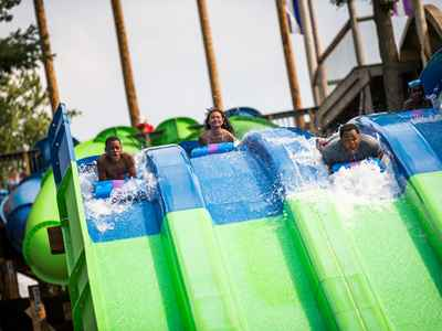 Quadzilla at Noah's Ark Water Park
