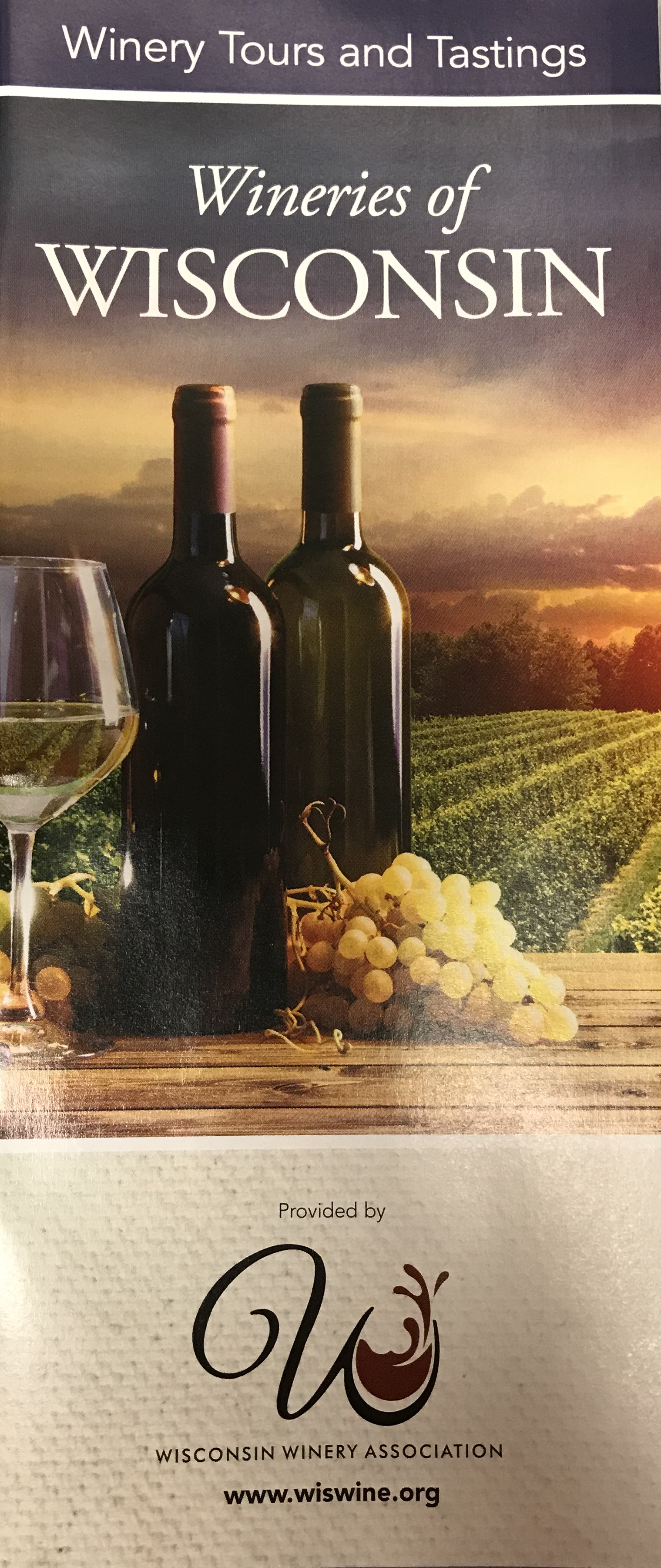 Wineries of Wisconsin 2019