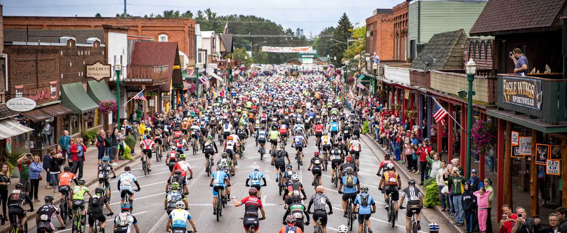 Chequamegon Fat Tire Festival
