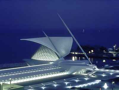 Milwaukee Art Museum Photo Credit Tim Hursley