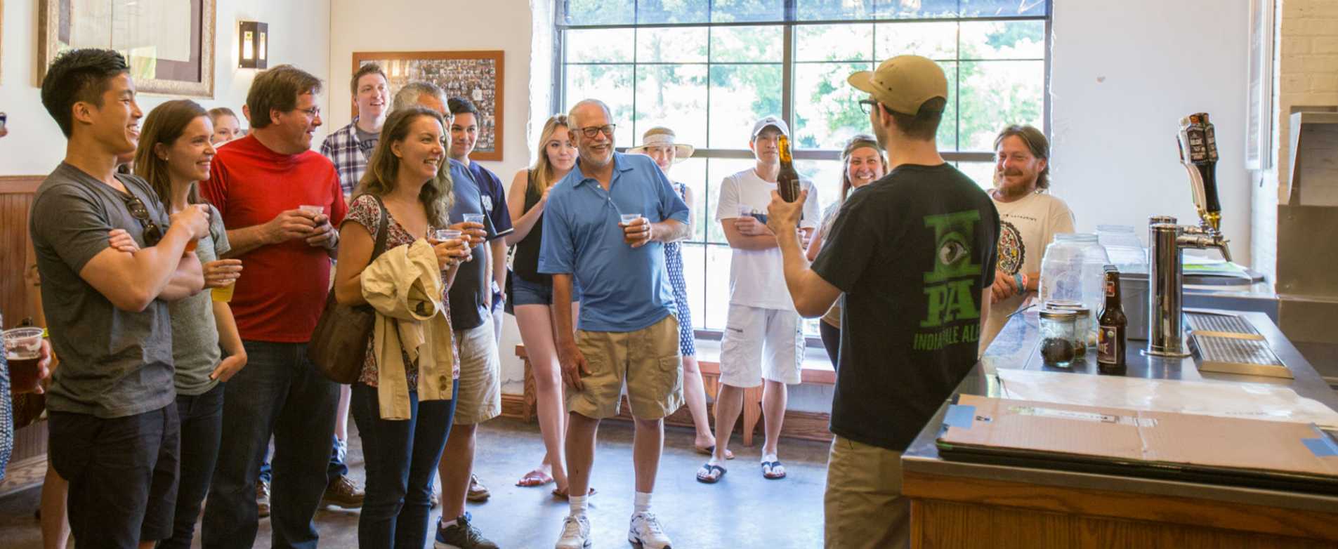 Tasting Room and Tour at Lakefront Brewery