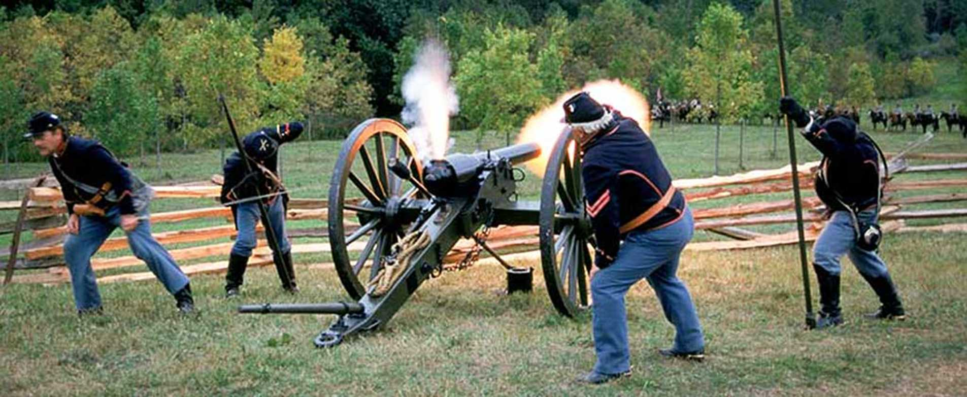 Civil War Encounters