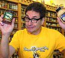 Barry Levenson of the National Mustard Museum