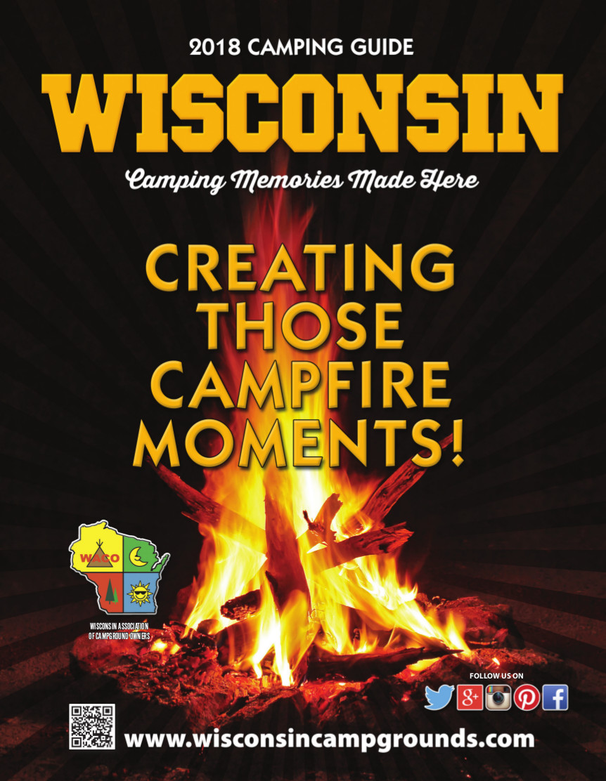 2018 Wisconsin Campground Directory