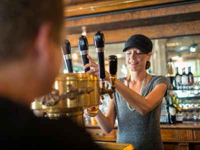 Brewery Creek Inn and Brewpub - Mineral Point