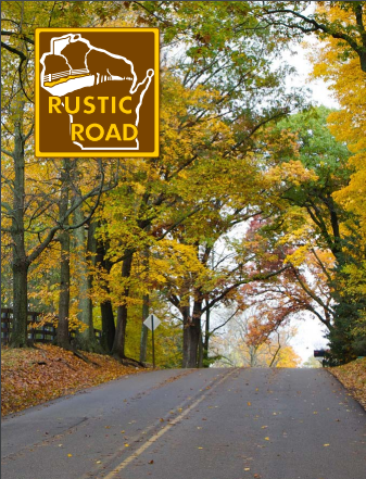 Rustic Roads 6th Edition