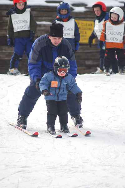 Cascade Mountain Ski School
