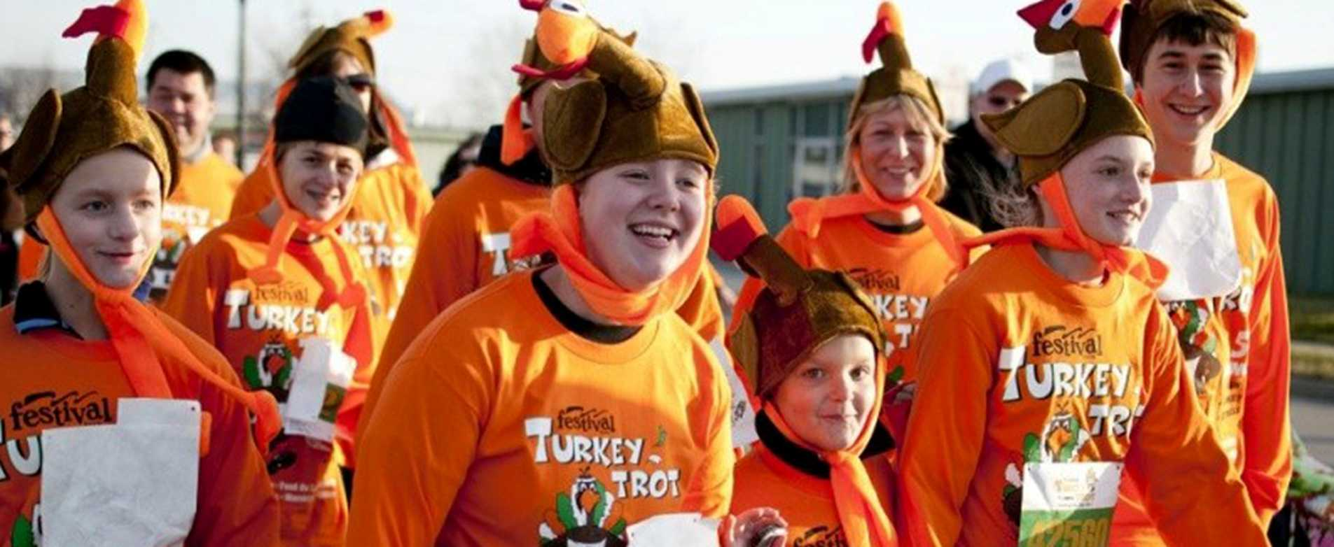 Turkey Trot Festival of Foods