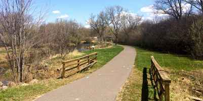 Tomah Recreation Trail