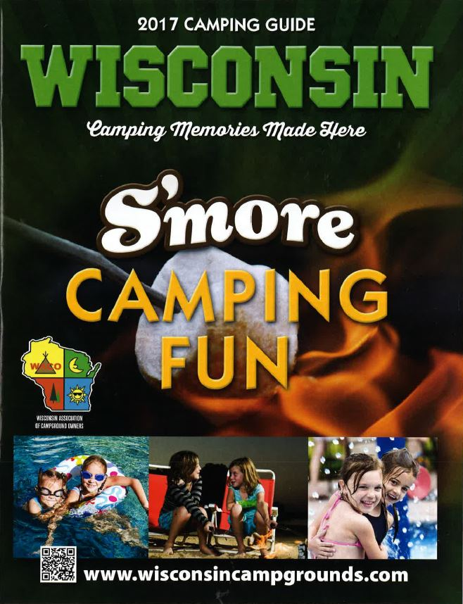 2017 Wisconsin Campground Directory
