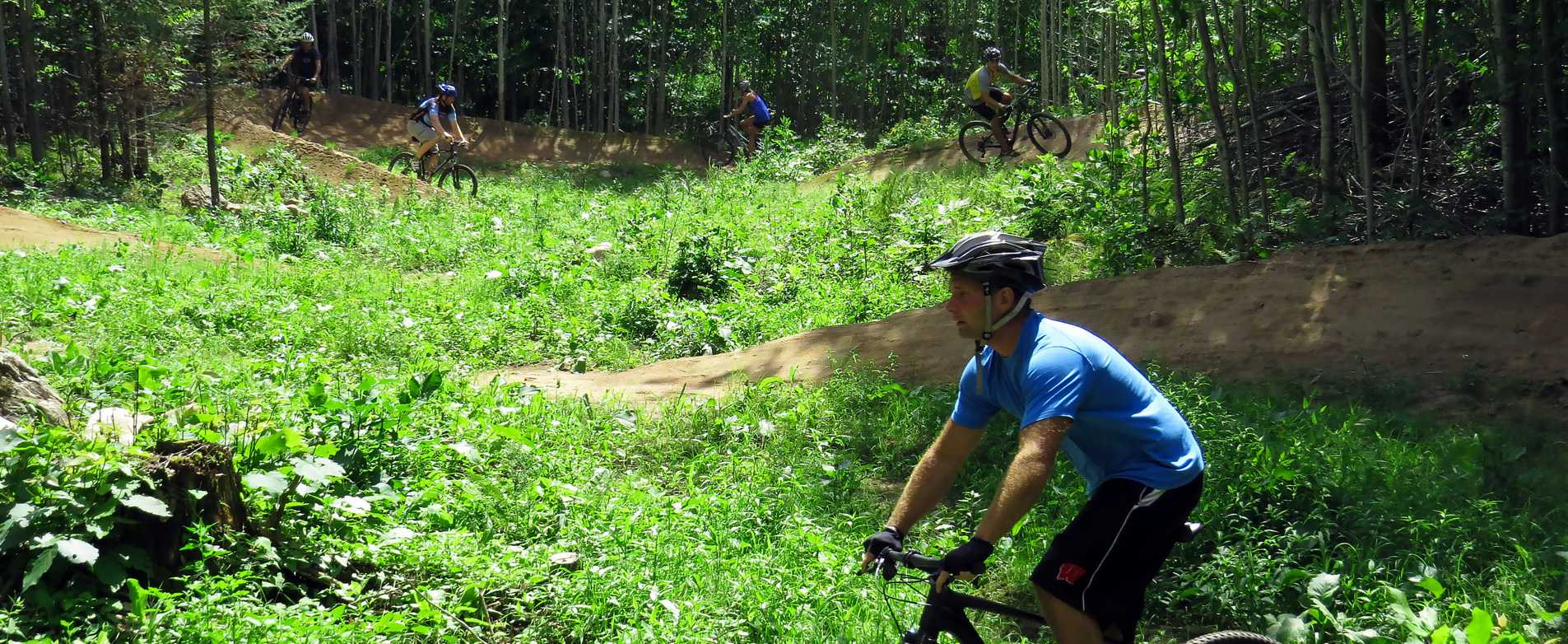 WinMan Trails Mountain Biking