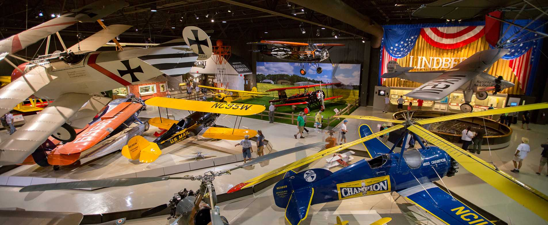 EAA Aviation Museum