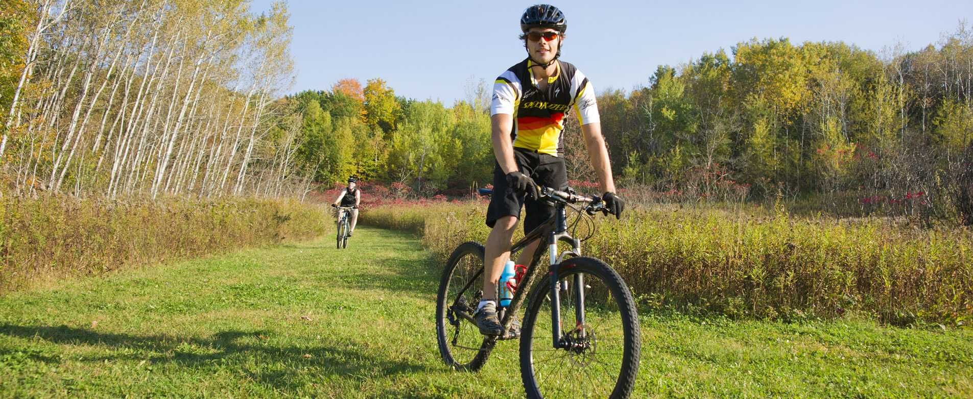Biking Kettle Moraine