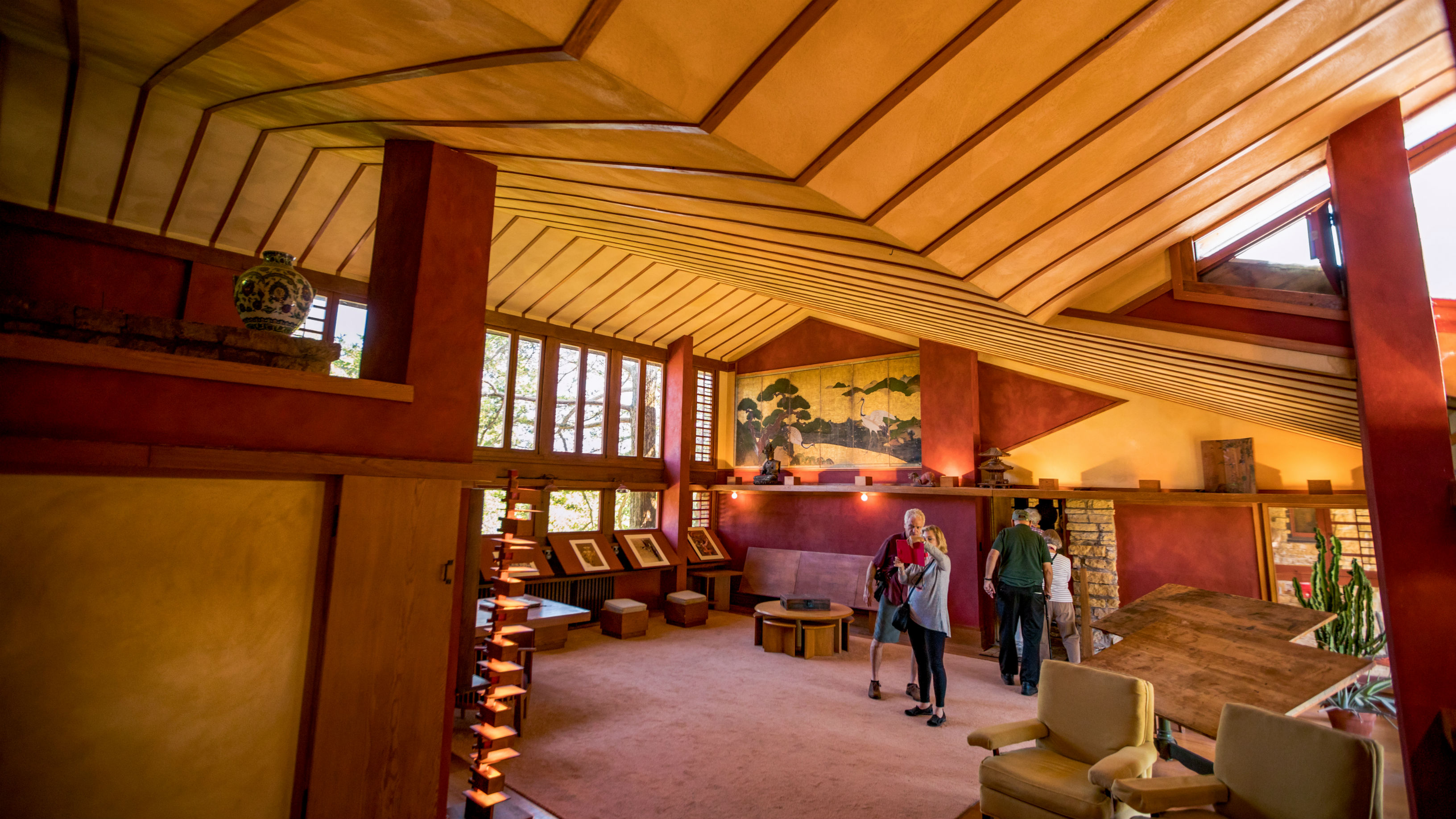 Tour frank lloyd wright architecture travel wisconsin - Frank lloyd wright architecture ...