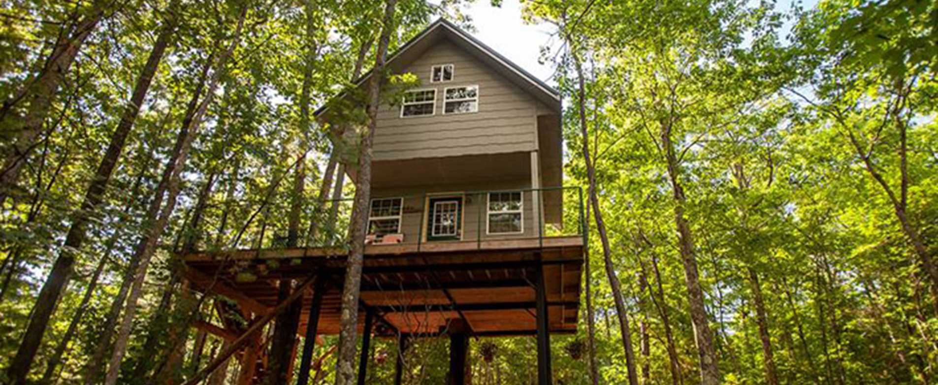 Bayfield Treehouse