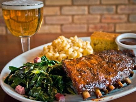 Image for Comfort Food - Brickhouse BBQ