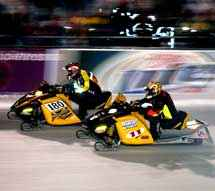 World Championship Snowmobile Derby