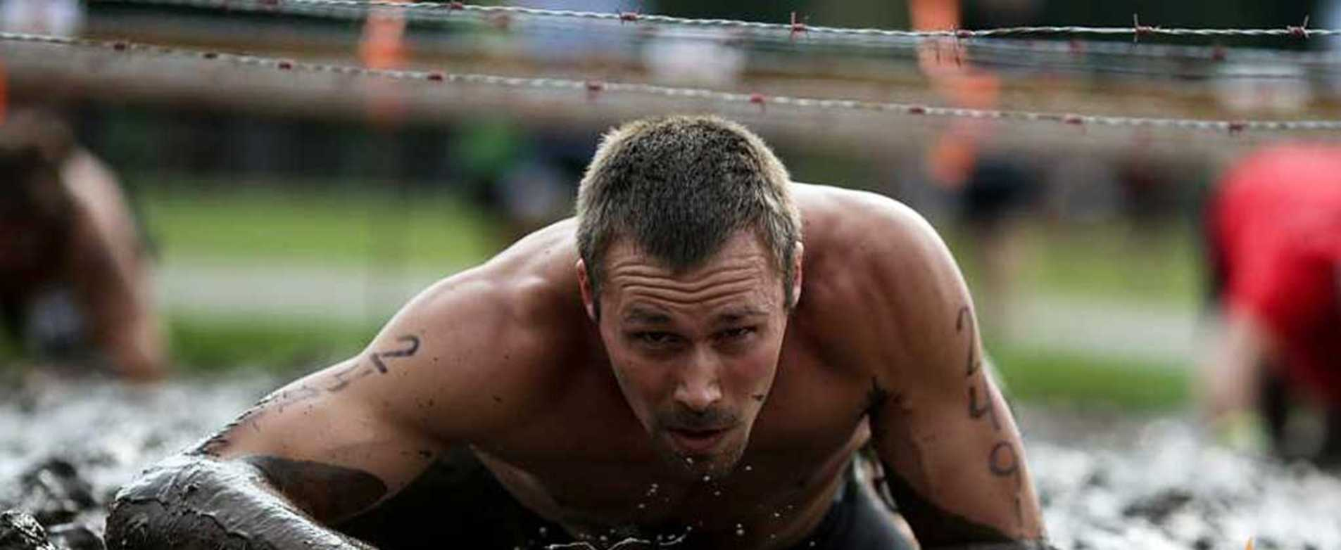 Tough Mudder at Road America