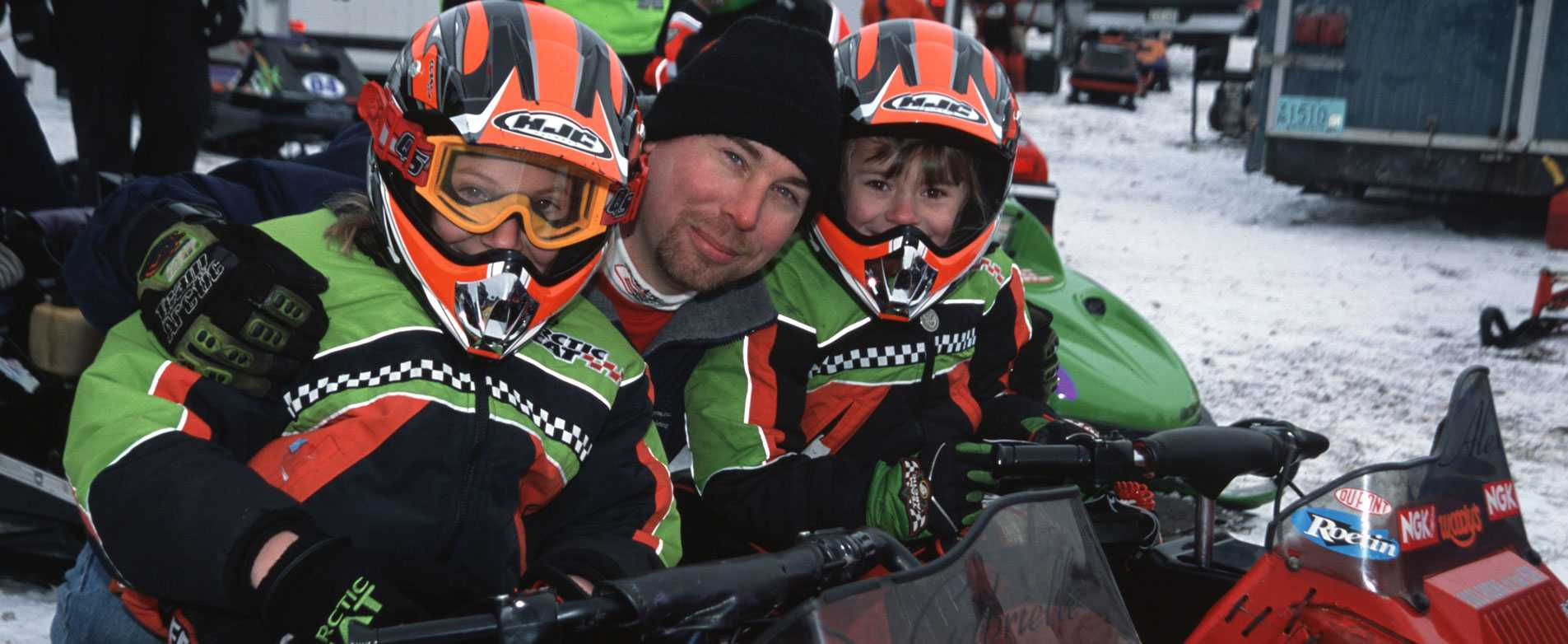 USSA ProStar Snowmobile Races