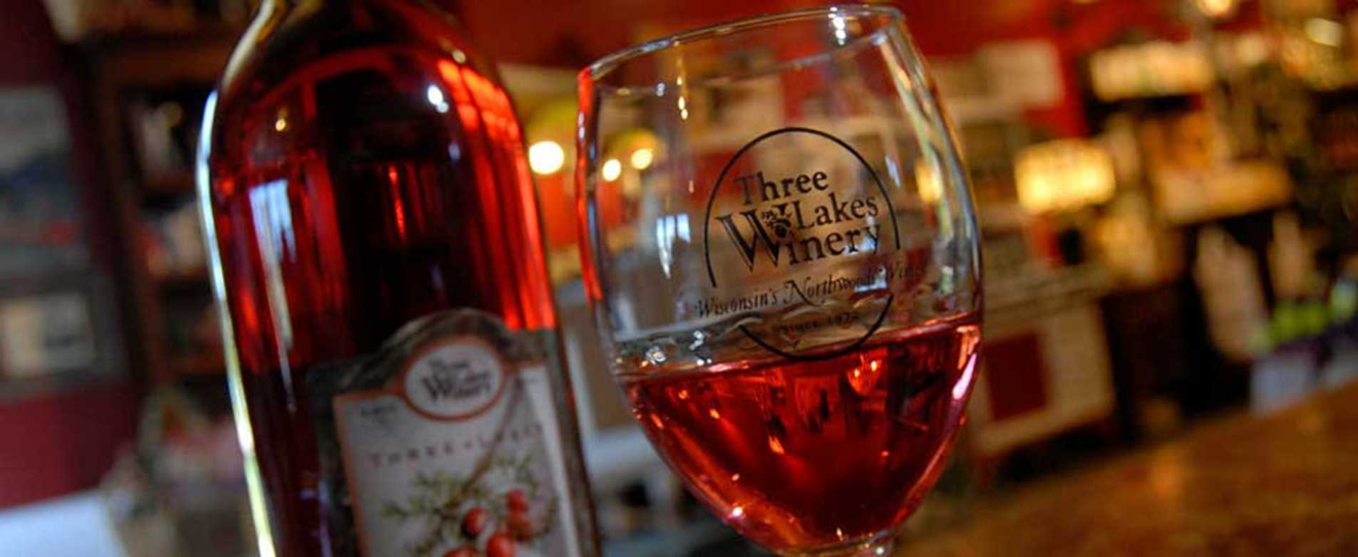 Three Lakes Winery Cranberry Marsh & Winery Tours
