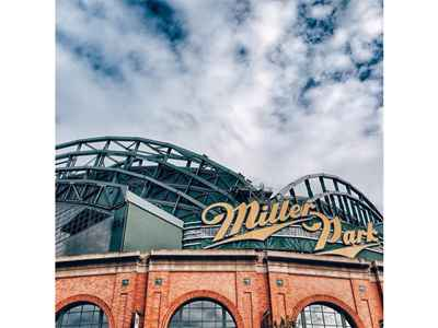 Miller Park - Milwaukee