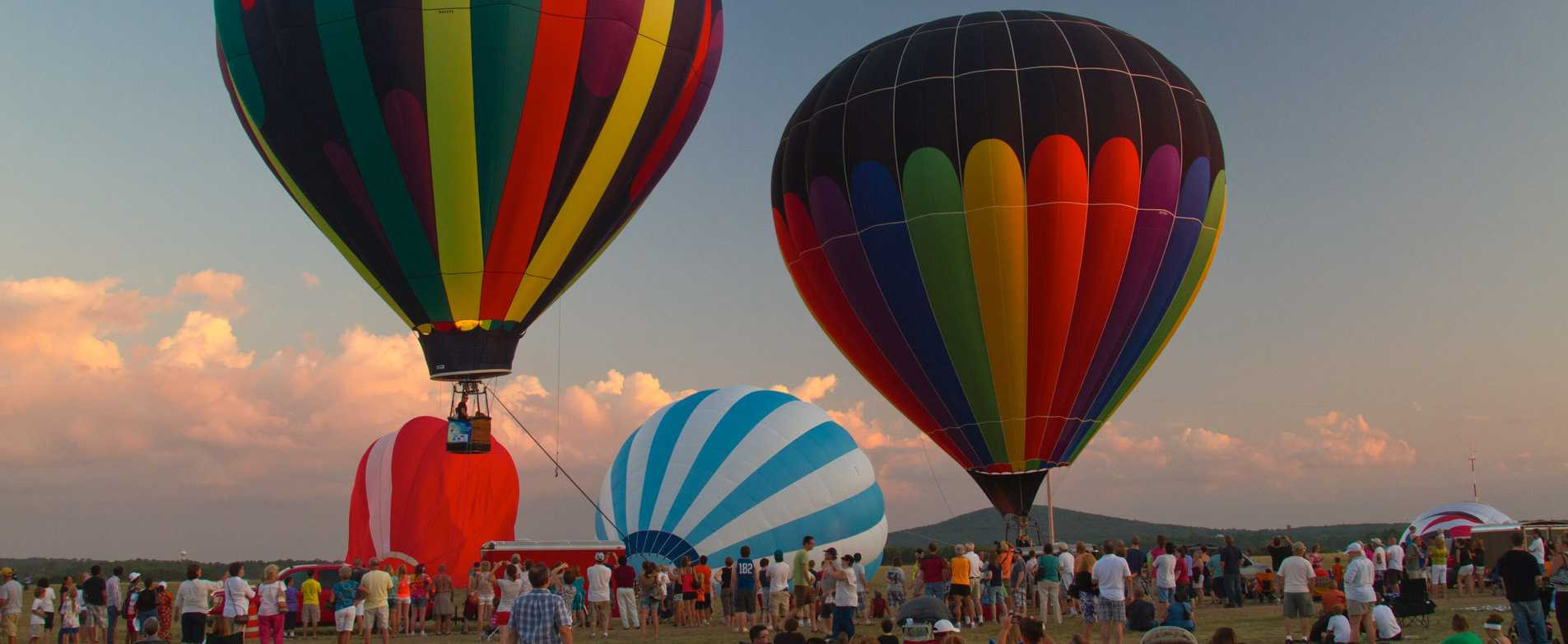 Balloon and Rib Fest - Wausau