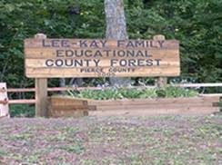 Image for Lee Kay Family Educational Forest