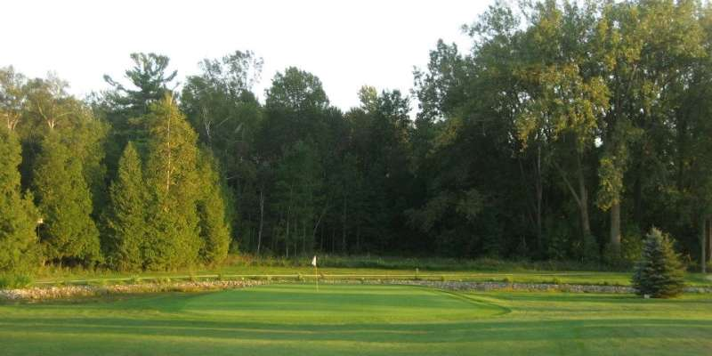The Alaskan Golf Club is a 9-hole golf facility. It is located on Hwy. 42 between Kewaunee and Algoma, WI. It is about 30 miles East of Green Bay just off of Lake Michigan. Public are welcome.