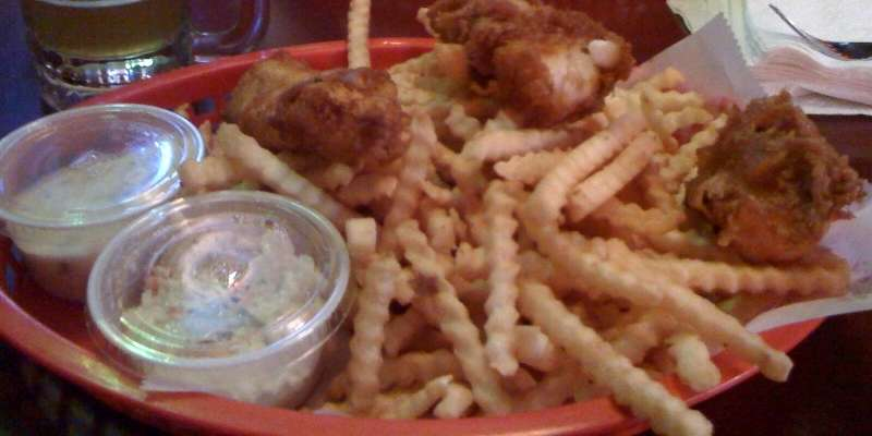 Wigwam's Friday Fish Fry